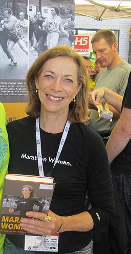 Kathrine Switzer 2011 Berlin Marathon