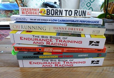 My Favorite Running Books