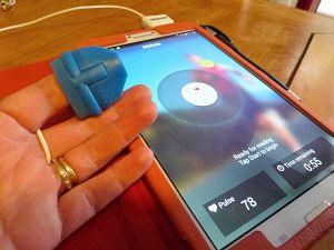Using Ithlete sensor