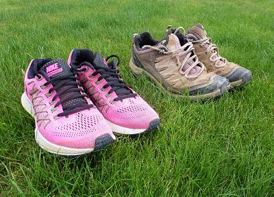 run walk shoes
